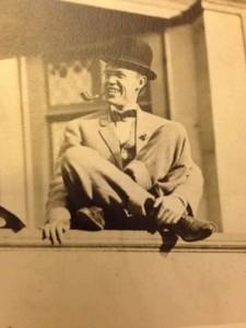 John Hudson Thomas (from great-grandson Justin Patrick Burns)