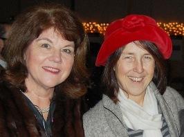 with Nancy