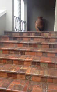 euclid tile stairs